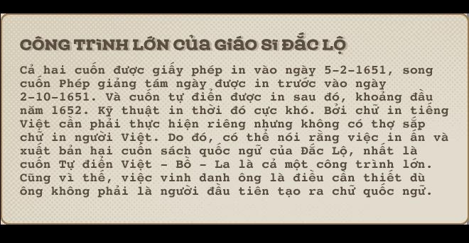 Kỳ 4: Người đầu tiên in sách quốc ngữ - Ảnh 8.