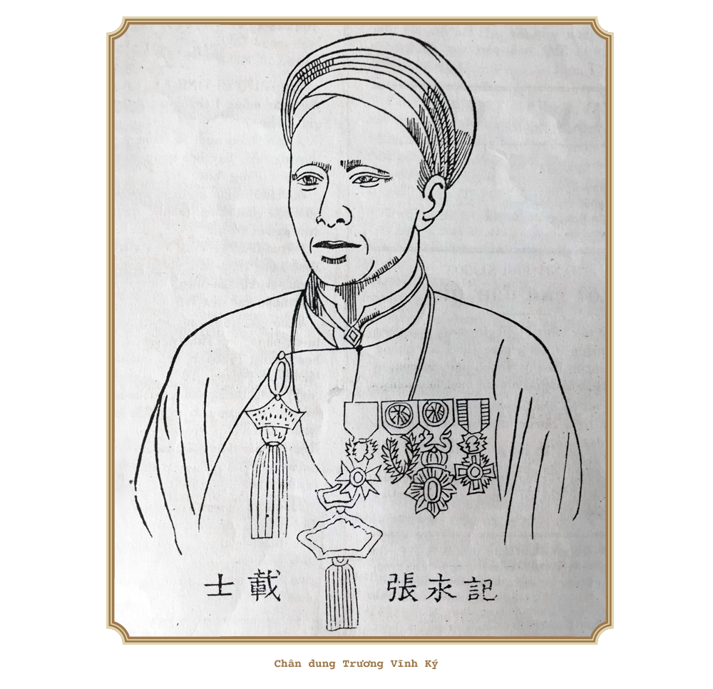 Kỳ 5: Trương Vĩnh Ký - Thầy dạy chữ quốc ngữ đầu tiên - Ảnh 2.