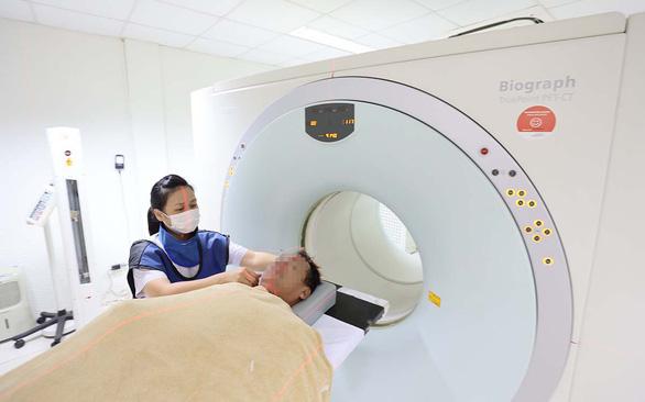 TP.HCM có thêm bệnh viện chụp PET/CT phát hiện ung thư giai đoạn sớm - Ảnh 2.
