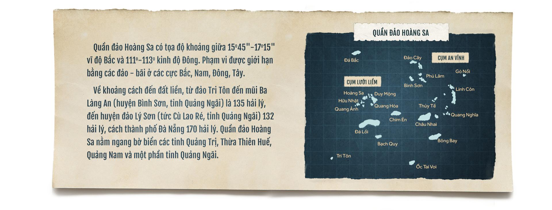 Hoàng Sa: Biển của ta, ta cứ giăng câu, thả lưới, dong thuyền - Ảnh 3.