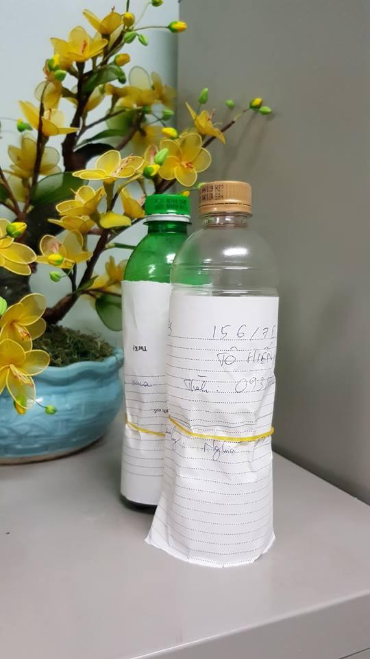 Truyền Ethanol nguyên chất vào dạ dày bệnh nhân nghi uống rượu cồn công nghiệp  - Ảnh 1.