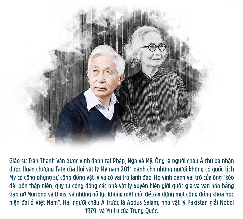 Giáo sư Trần Thanh Vân - Người gieo mầm bền bỉ - Ảnh 7.