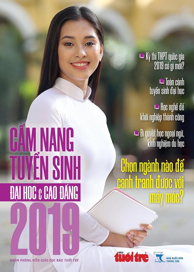Ngày 14-2, phát hành Cẩm nang tuyển sinh đại học và cao đẳng 2019 - Ảnh 1.