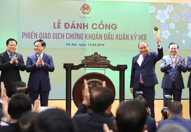 Huy động vốn qua kênh chứng khoán: VN thành công nhất Đông Nam Á - Ảnh 1.