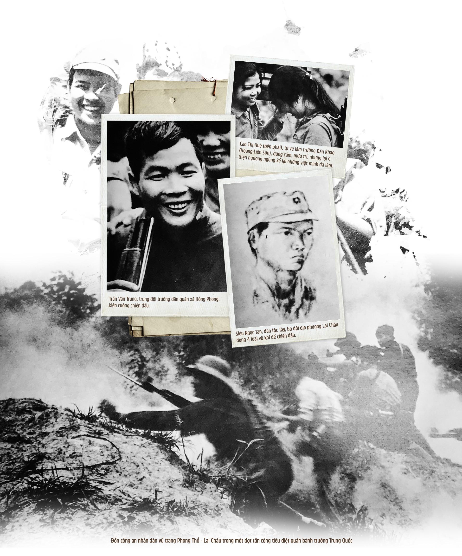 Xúc động những bức ảnh giữa chiến trường biên giới 1979 - Ảnh 1.