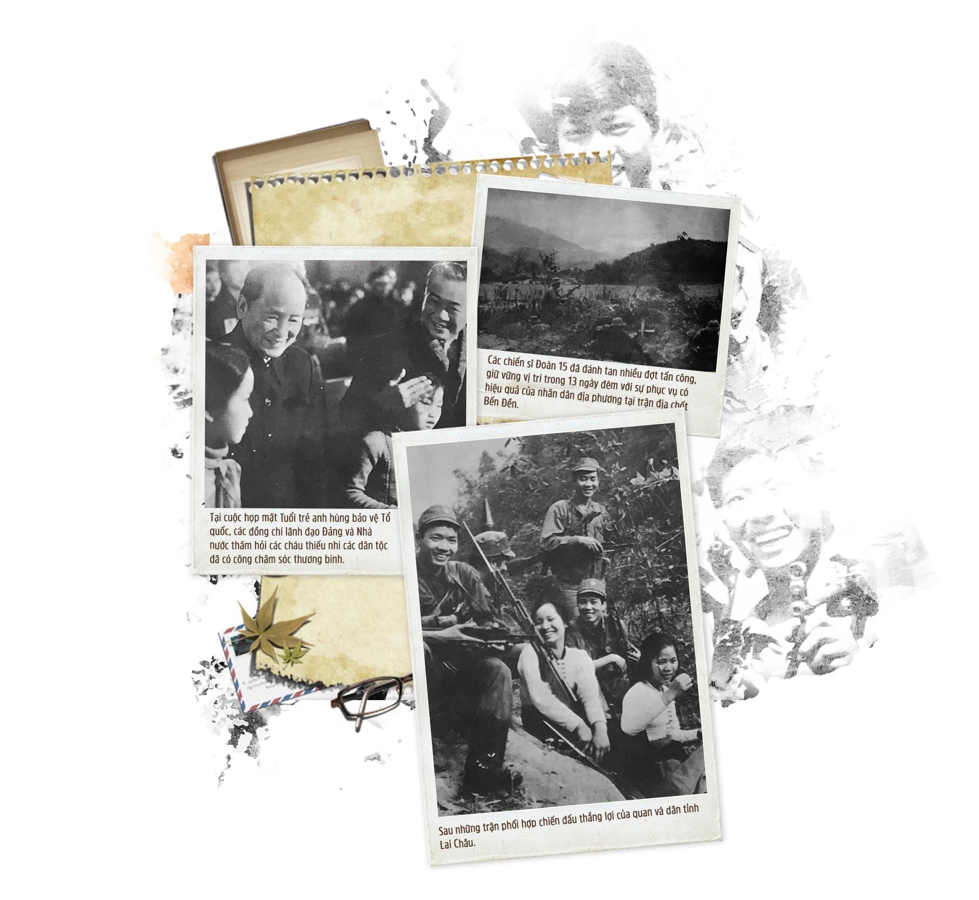 Xúc động những bức ảnh giữa chiến trường biên giới 1979 - Ảnh 3.