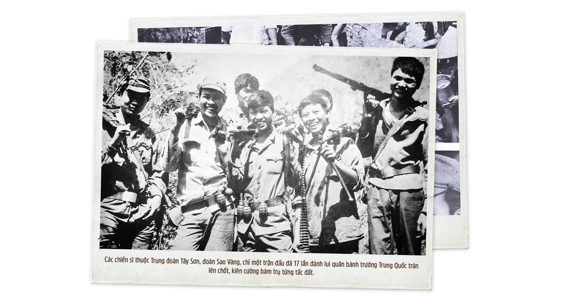 Xúc động những bức ảnh giữa chiến trường biên giới 1979 - Ảnh 7.