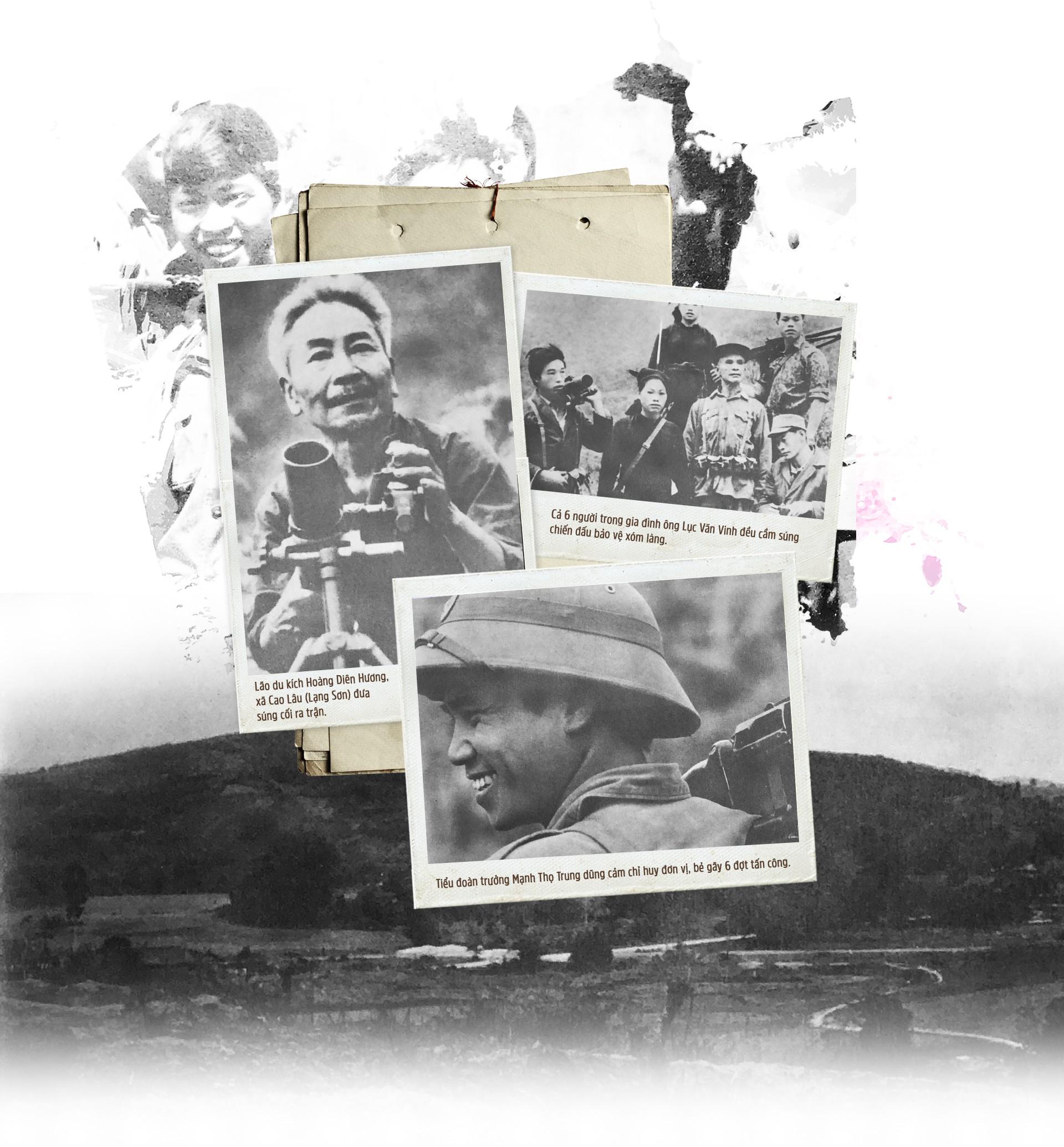 Xúc động những bức ảnh giữa chiến trường biên giới 1979 - Ảnh 5.