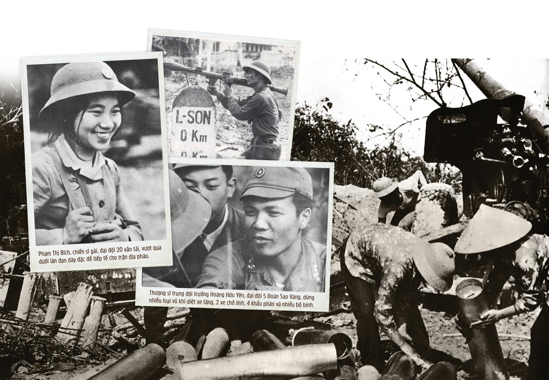 Xúc động những bức ảnh giữa chiến trường biên giới 1979 - Ảnh 8.