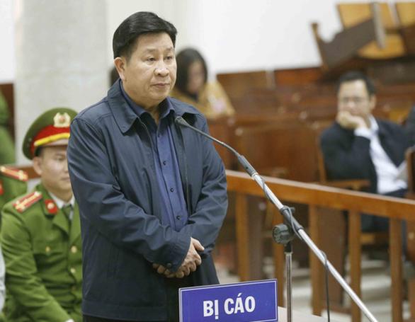 Cựu trung tướng Bùi Văn Thành kháng cáo xin hưởng án treo - Ảnh 1.