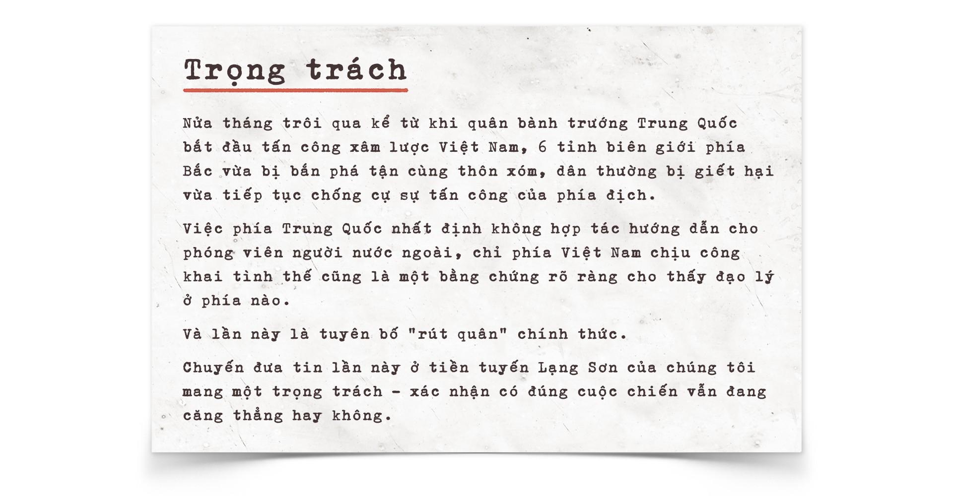 """Kỳ 1: Lạng Sơn sau tuyên bố """"rút quân"""" của Trung Quốc - Ảnh 7."""