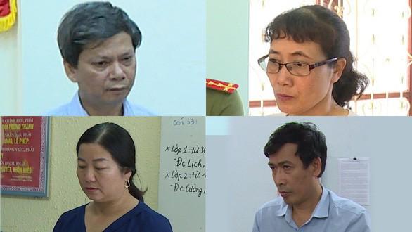 Vụ gian lận điểm thi ở Sơn La: Khởi tố cựu cán bộ công an tỉnh - Ảnh 2.