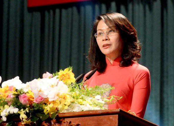 Phó chủ tịch UBND TP.HCM Nguyễn Thị Thu qua đời - Ảnh 1.