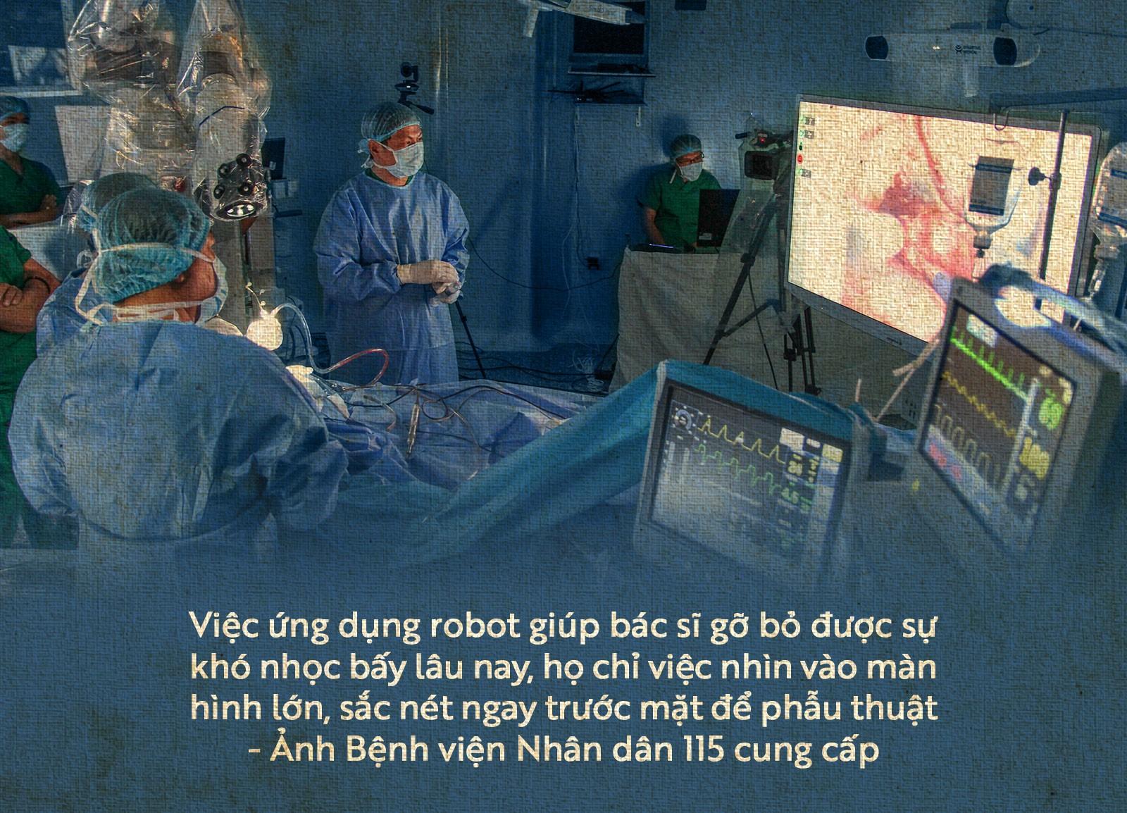 Bác sĩ robot cứu người - Ảnh 8.