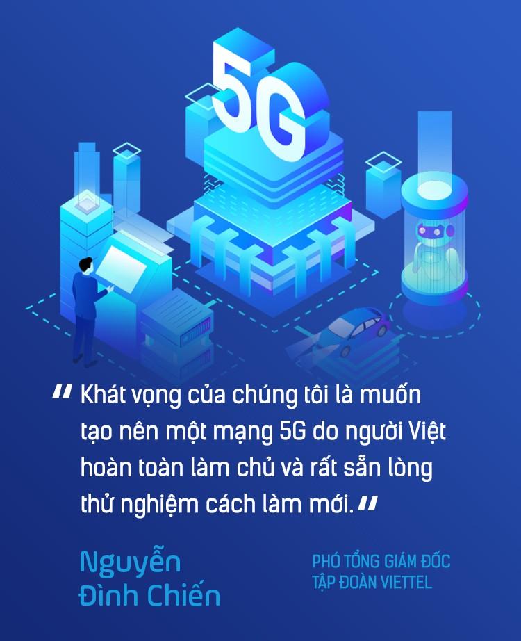 Viettel: Sản xuất thiết bị 5G là việc phải làm cho bằng được! - Ảnh 6.