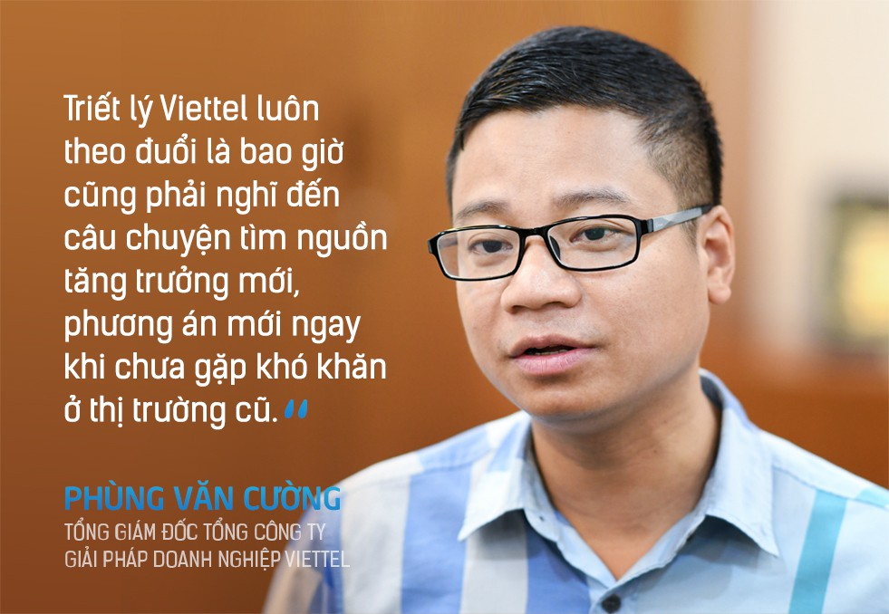 """CEO VTS: """"Viettel dùng công nghệ mới nhất để may đo cho từng khách hàng"""" - Ảnh 8."""