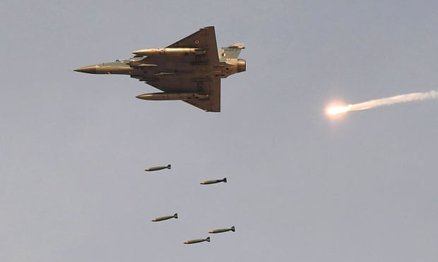 Ấn Độ không kích vào khu vực biên giới tranh chấp với Pakistan - Ảnh 1.