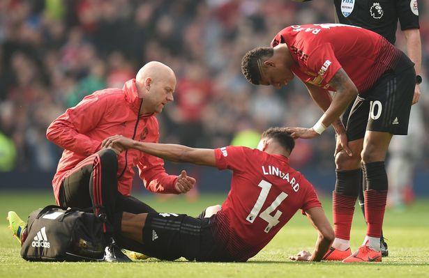 M.U mất 9 cầu thủ trong trận gặp Crystal Palace - Ảnh 1.
