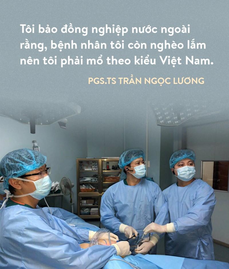Mổ nội soi - hành trình Việt Nam vươn lên hàng đầu khu vực - Ảnh 16.
