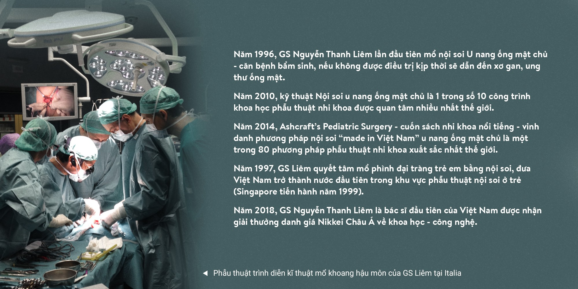 Mổ nội soi - hành trình Việt Nam vươn lên hàng đầu khu vực - Ảnh 14.