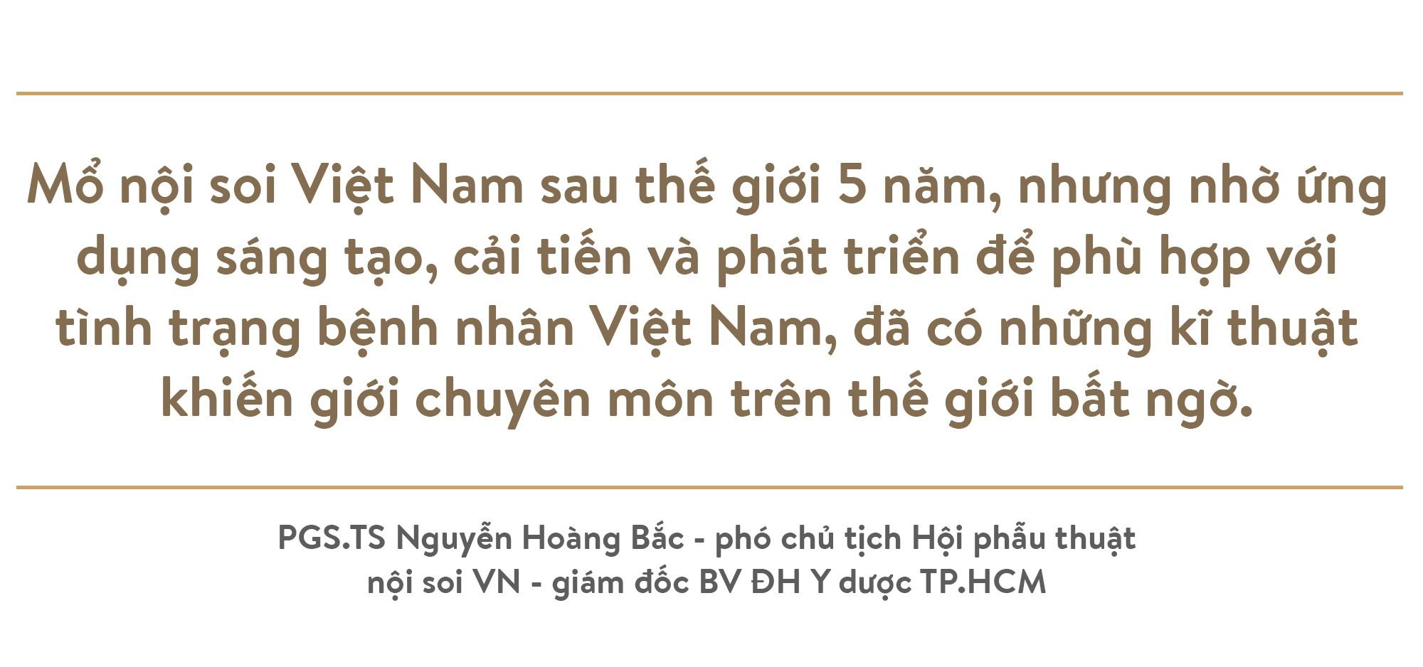 Mổ nội soi - hành trình Việt Nam vươn lên hàng đầu khu vực - Ảnh 22.