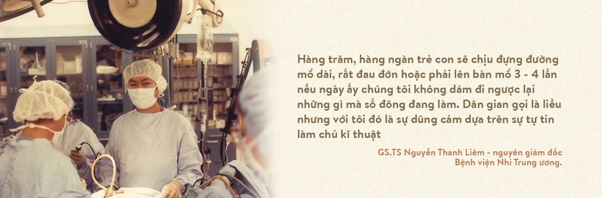 Mổ nội soi - hành trình Việt Nam vươn lên hàng đầu khu vực - Ảnh 13.