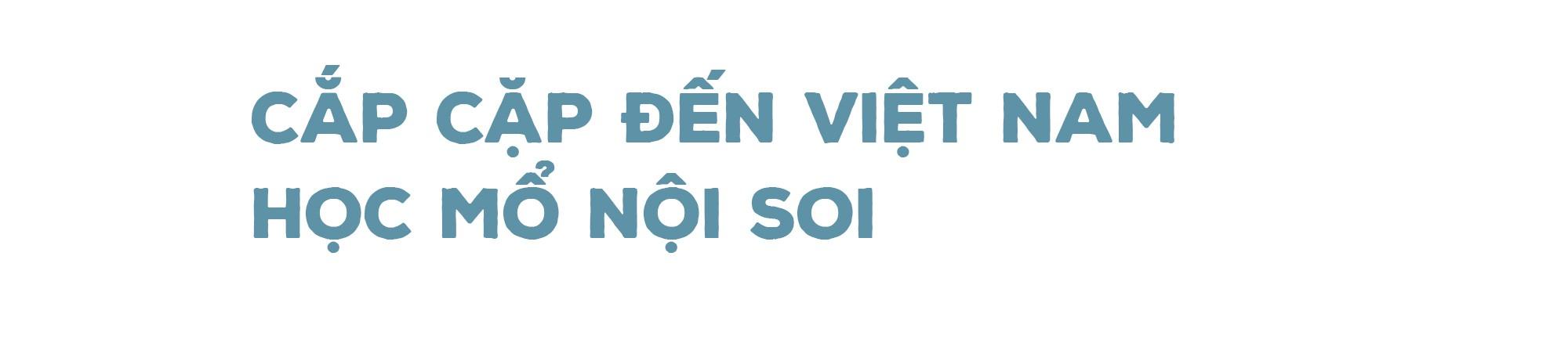 Mổ nội soi - hành trình Việt Nam vươn lên hàng đầu khu vực - Ảnh 19.