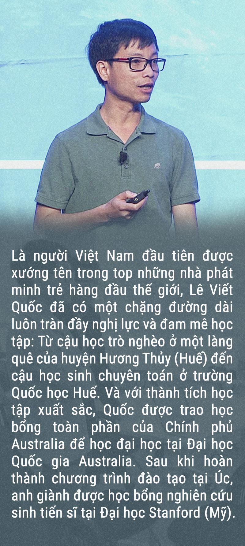 TS Lê Viết Quốc: Lúc nào cũng mơ về Việt Nam - Ảnh 2.