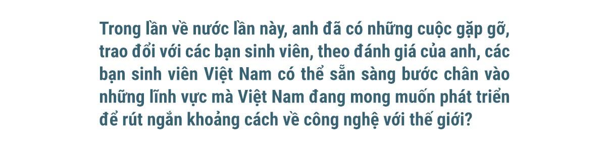 TS Lê Viết Quốc: Lúc nào cũng mơ về Việt Nam - Ảnh 14.