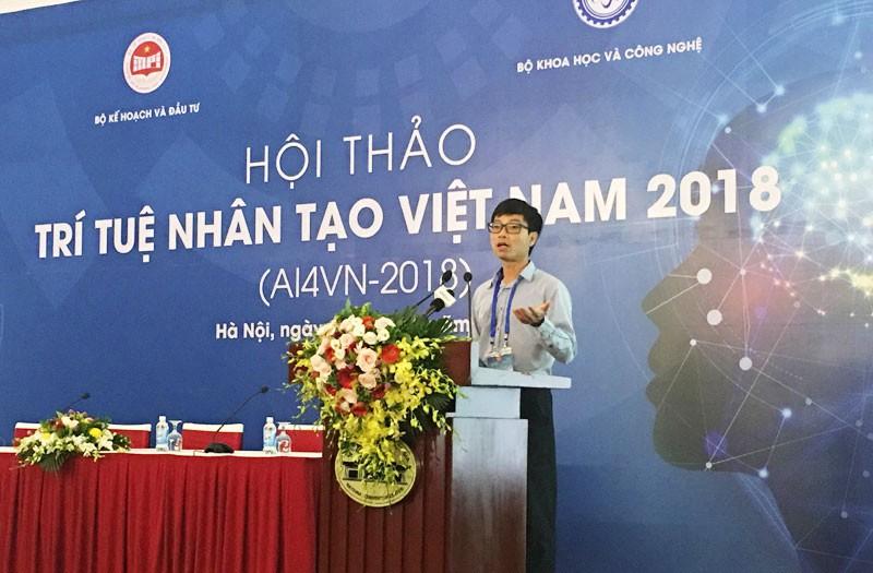 TS Lê Viết Quốc: Lúc nào cũng mơ về Việt Nam - Ảnh 12.