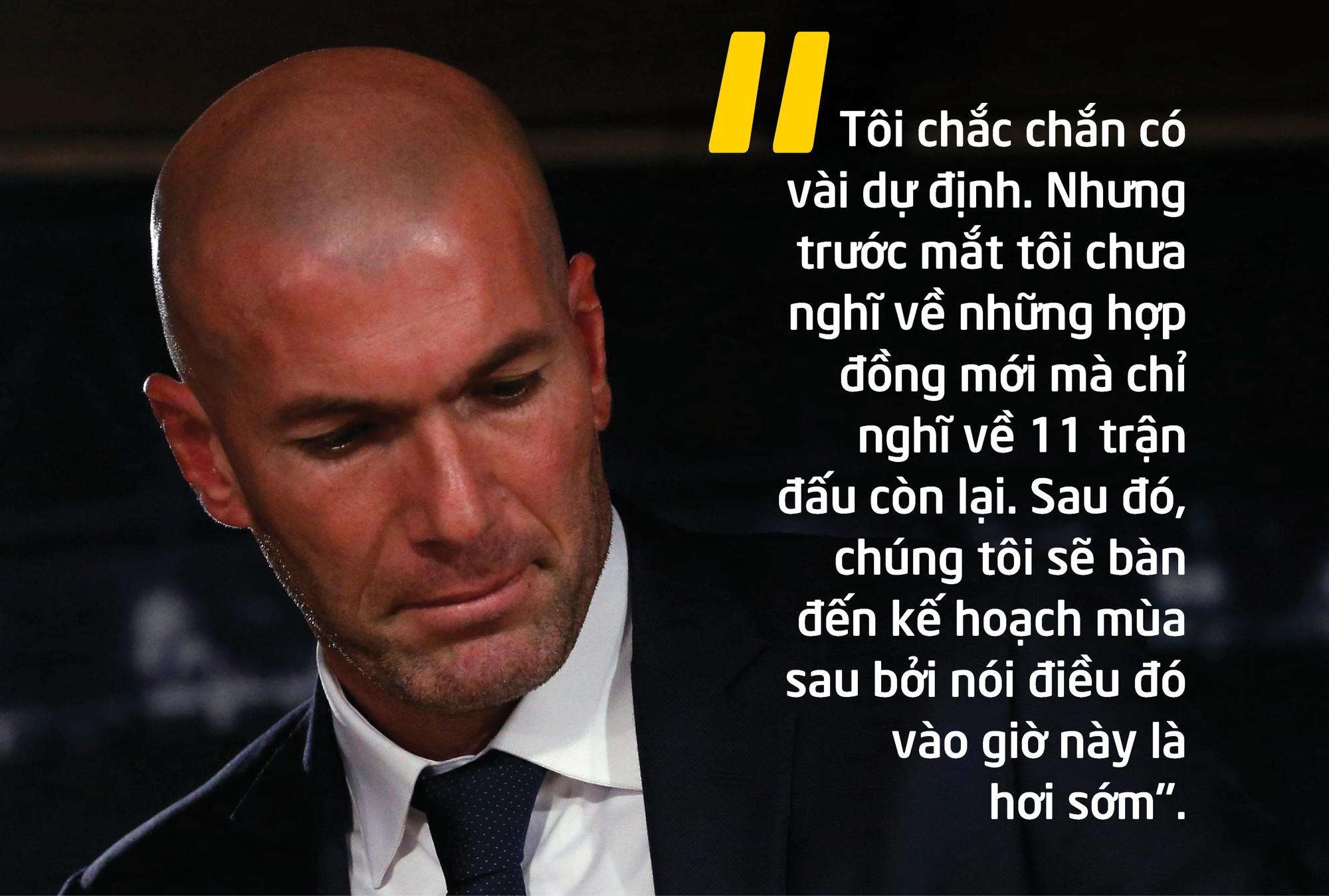 Zidane trở lại R.M: Sao không thể tắm hai lần trên một dòng sông? - Ảnh 11.