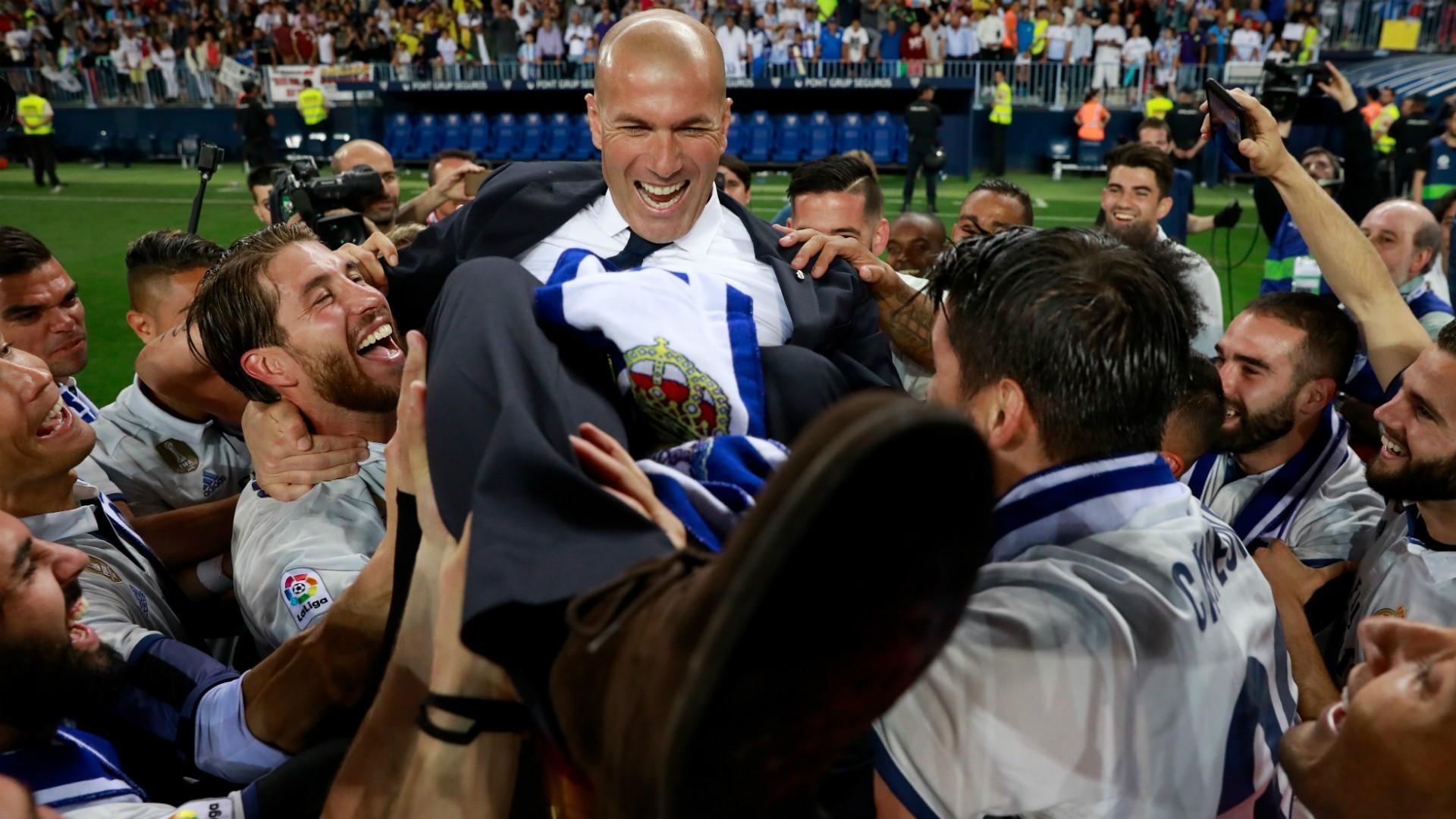Zidane trở lại R.M: Sao không thể tắm hai lần trên một dòng sông? - Ảnh 6.