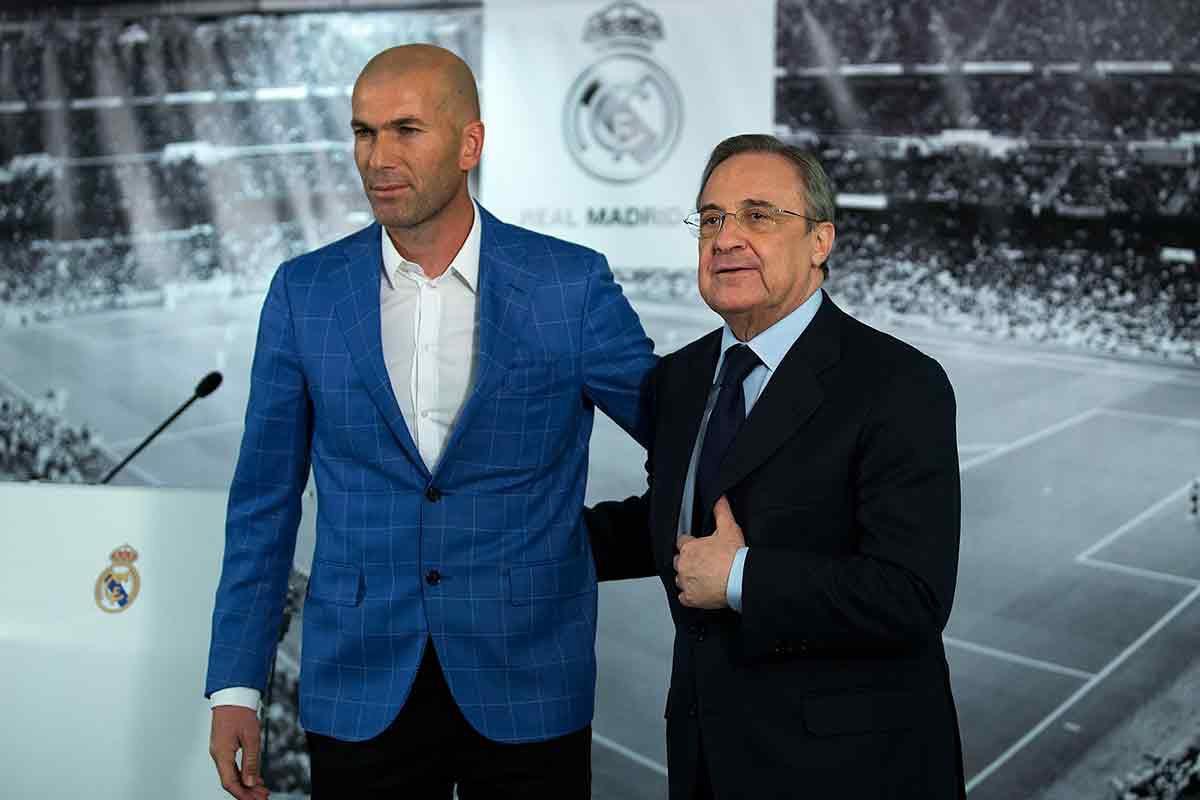 Zidane trở lại R.M: Sao không thể tắm hai lần trên một dòng sông? - Ảnh 2.