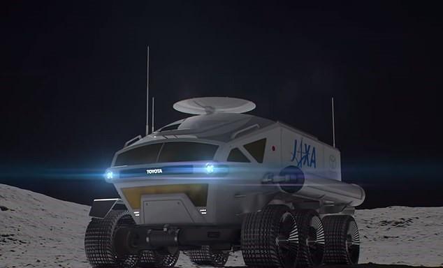 Tàu thăm dò có thể chở người không cần mặc áo bảo hộ trên Mặt trăng - Ảnh 1.