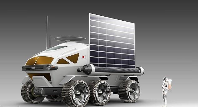 Tàu thăm dò có thể chở người không cần mặc áo bảo hộ trên Mặt trăng - Ảnh 3.