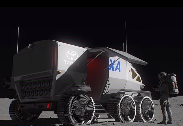 Tàu thăm dò có thể chở người không cần mặc áo bảo hộ trên Mặt trăng - Ảnh 2.