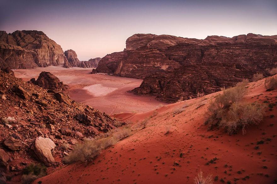Ngắm sao Hỏa trên... mặt đất - Ảnh 9.