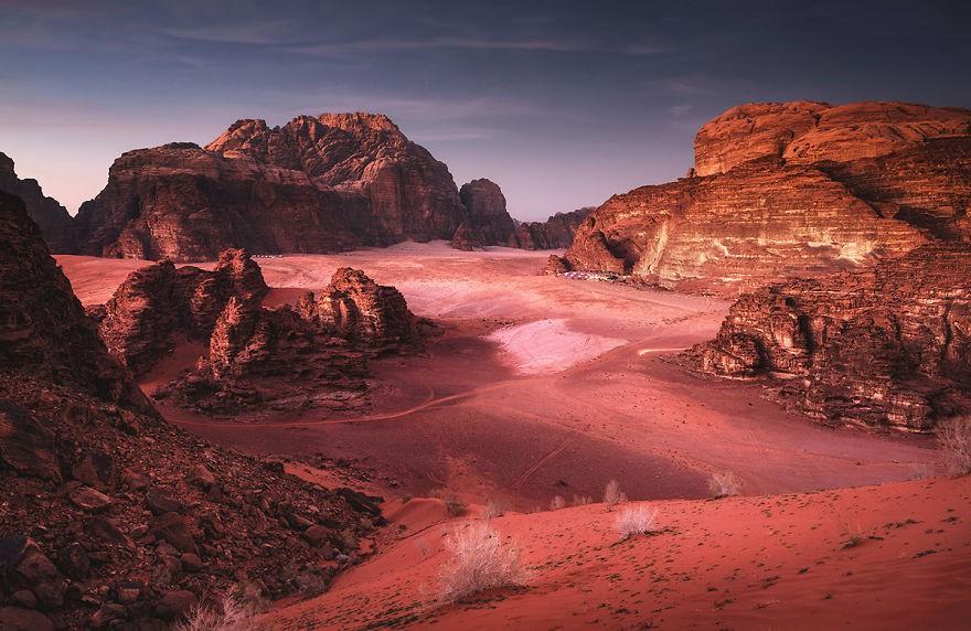 Ngắm sao Hỏa trên... mặt đất - Ảnh 6.
