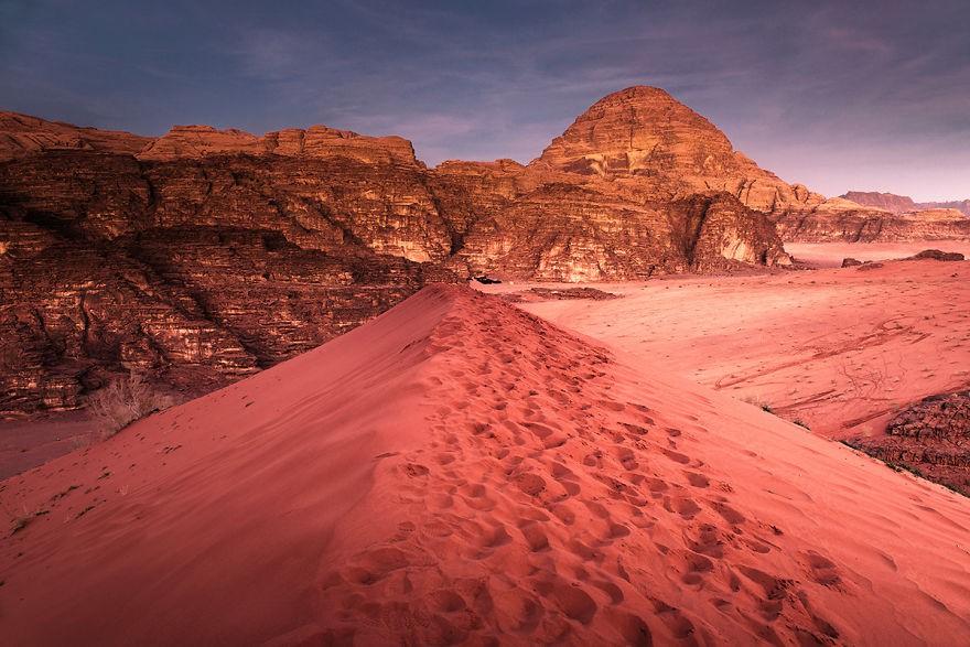 Ngắm sao Hỏa trên... mặt đất - Ảnh 11.