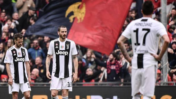 Ronaldo không vào sân, Juventus thua trận đầu tiên ở Serie A - Ảnh 1.