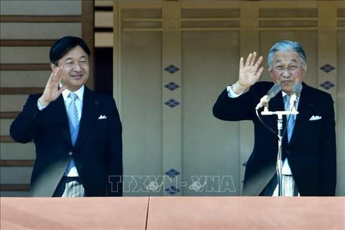 Nhật Bản: Ngày 1/5, Thái tử Naruhito sẽ lên ngôi Nhật Hoàng - Ảnh 1.