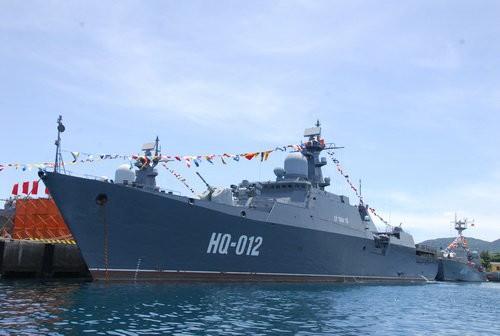 Việt Nam cử tàu hộ vệ tên lửa Lý Thái Tổ dự LIMA 2019 - Ảnh 1.