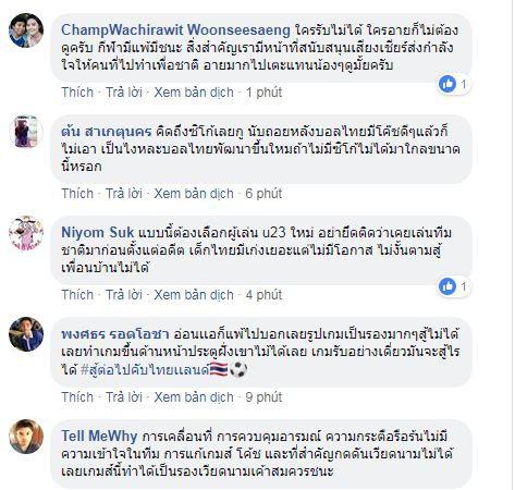 CĐV Thái Lan tức giận với đội nhà: Trận thua bạc nhược và yếu ớt - Ảnh 1.
