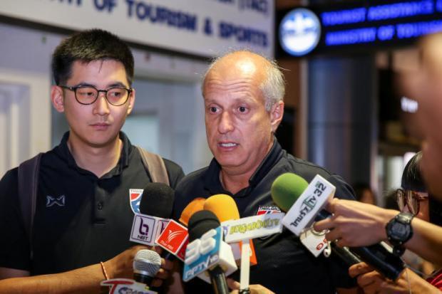 HLV tuyển U23 Thái Lan xin lỗi và hứa sẽ...rút kinh nghiệm - Ảnh 1.