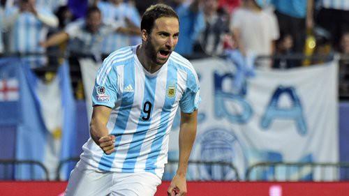 Tiền đạo Higuain giã từ tuyển Argentina - Ảnh 1.