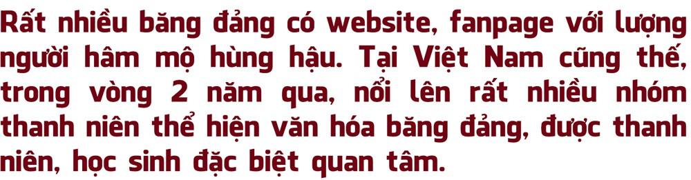 Từ Khá Bảnh, nghĩ về văn hóa băng đảng và mạng xã hội - Ảnh 8.