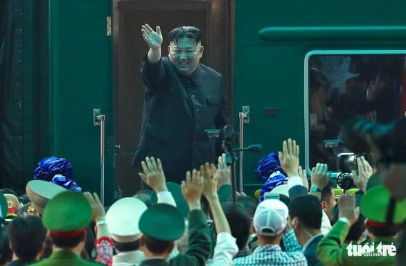 Tàu chở Kim Jong Un về thẳng Bình Nhưỡng, không dừng Bắc Kinh - Ảnh 1.