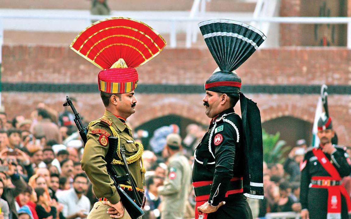 Tương quan sức mạnh quân sự Ấn Độ - Pakistan