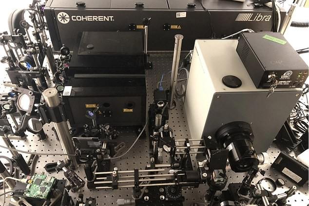 Thấy được ánh sáng di chuyển qua máy ảnh chụp 100 tỉ khung hình/giây - Ảnh 3.