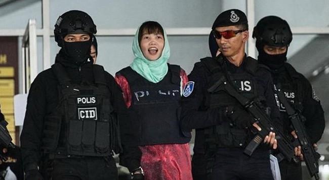 Đoàn Thị Hương bị tuyên án 3 năm 4 tháng tù - Ảnh 1.